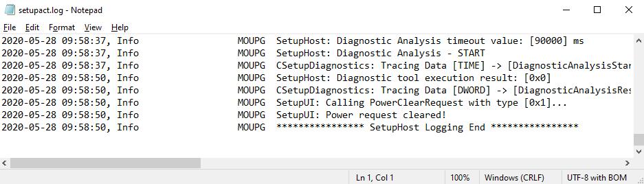 windows setupact.log